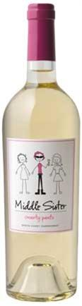 Middle Sister Smarty Pants Chardonnay